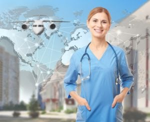 what is travel nursing how to become a travel nurse salary