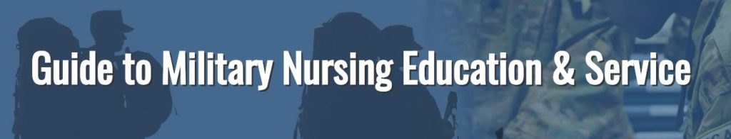 Takes you to RegisteredNursing.org''s Guide to Military nursing Education & Service