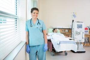 what is a nephrology nurse