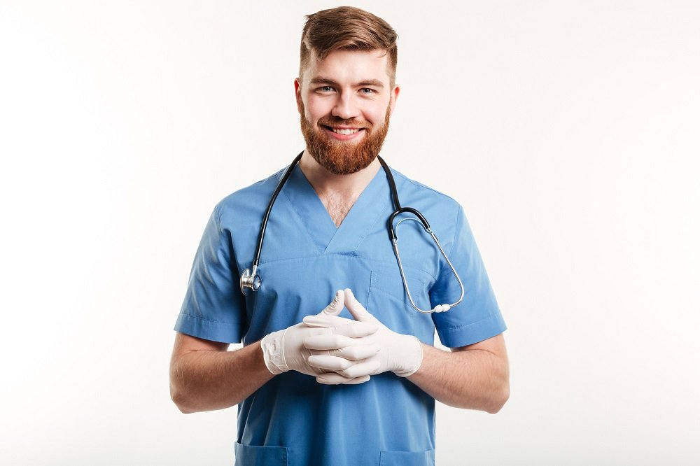 Where Are All the Male Nurses?