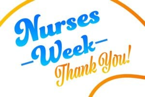 National Nurses Week Banner