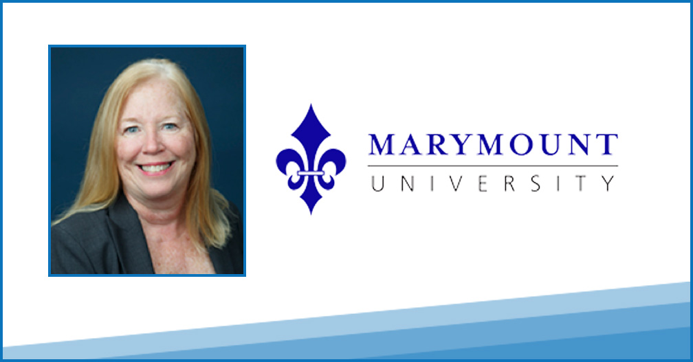 Dr. Maureen Moriarty – Associate Professor of Nursing, Marymount University